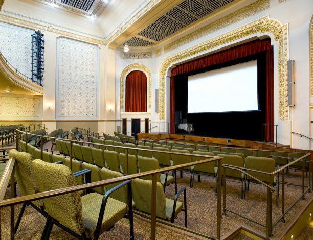 Burford Theatre Renovation